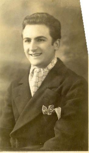 Joseph Cartisano, New York 1934