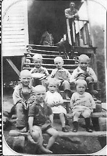thomas family and cousins