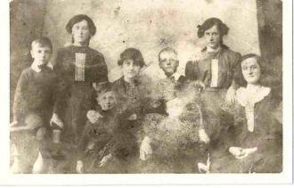 John William Foley family