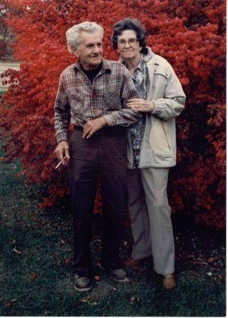 Mr. & Mrs. Nance