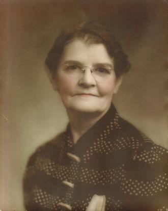 Rachel (Rees) Moreland, Pennsylvania