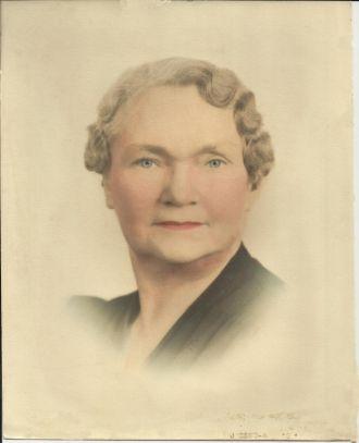 Viola (McNutt) Waller