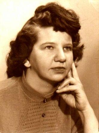 A photo of Helen Elizabeth Thayer