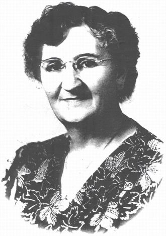 A photo of Jennie McRobbie VanDuzee