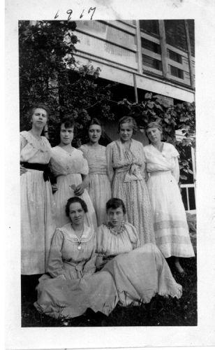 Young Women in Virginia