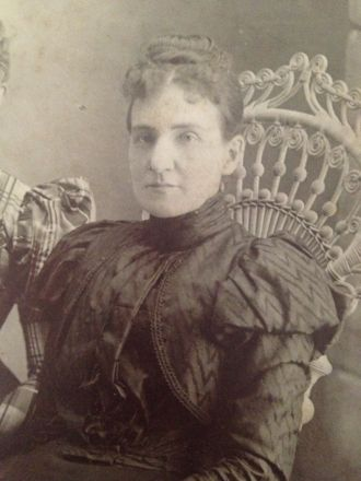 Mary Winsor Chew