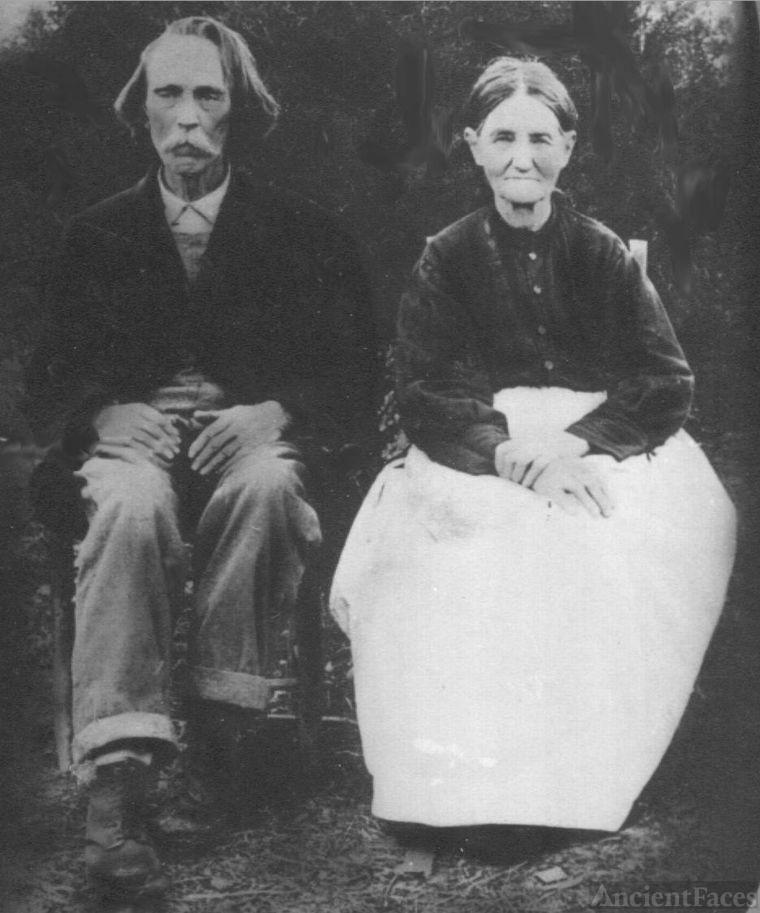 David Coleman & Sally Ann (Hensley) Goats