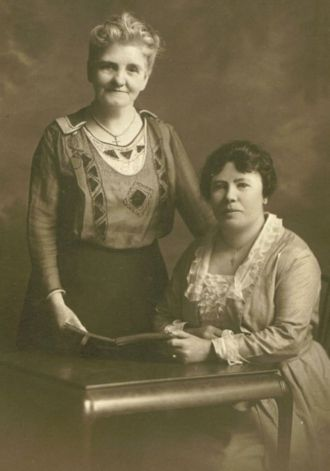 Mary Ann O'Boyle & Marie Ellen McBride