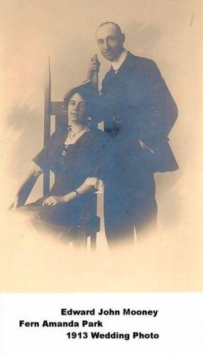 Edward Mooney and Fern Park Wedding Photo
