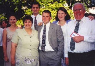Charles P. Hess Family