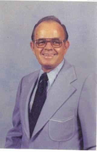My father William Eugene Patton