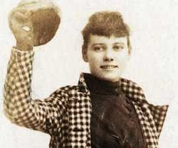 A photo of Elizabeth Jane (Cochran) Seaman