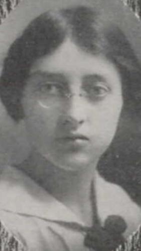 Julia Hennacy  1895-1974