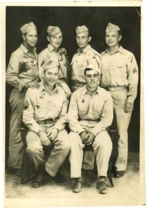 Uncle Ivan's War Buddies 1943
