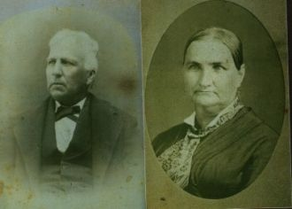 Daniel Lash & Elizabeth Metzger (wife)