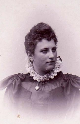 A photo of Anna Nordell