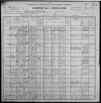 Marion County Illinois Census