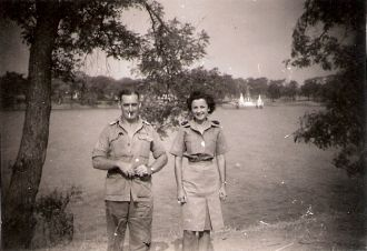 Taffy WILLIAMS and Heather BELL - Meiktila Lake