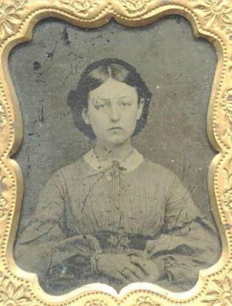Helen Maria Lang, b. 1842