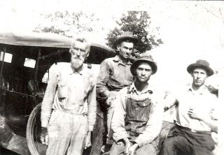 Men of Blount, Cullman, Jefferson or Tuscaloosa Co. AL?
