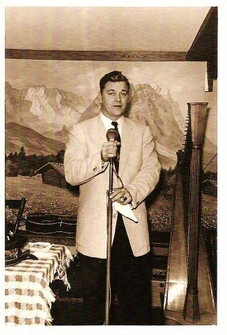 A photo of Walter R Bosley