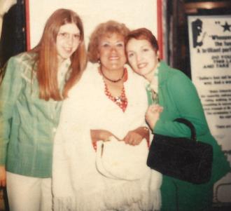 Naomi H. Kulbokas, Grace Karlsen and Amanda