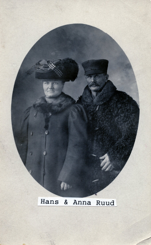 Hans & Anna Ruud