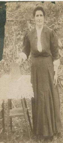 Mary Jane PETTIT Alfrey