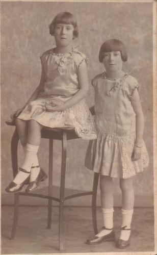 Esma & Norma Solomon