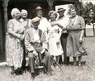 Albert & Laura Welker Family