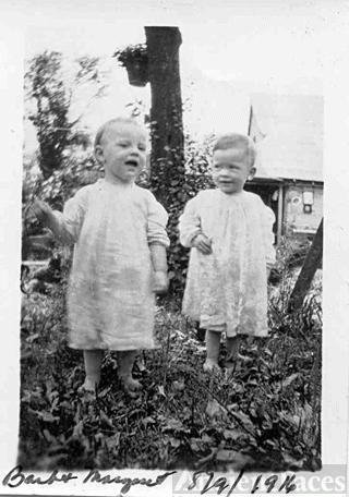 Barbara & Margaret Morton