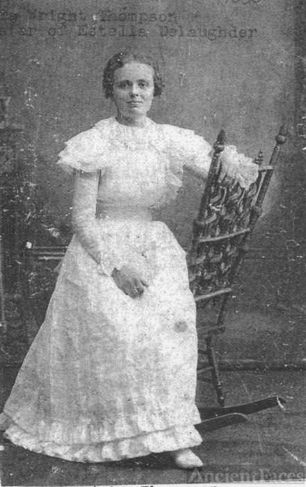 Alma Janetta Wright