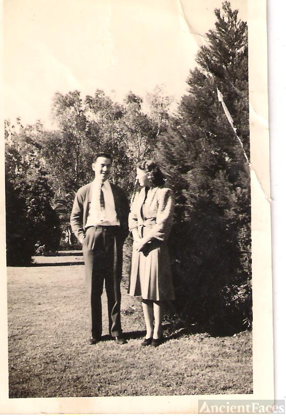 Lawrence W. and Clara