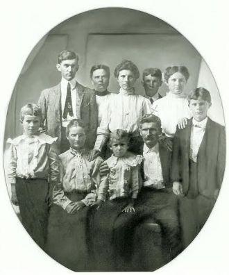 Smith Family, Mississippi