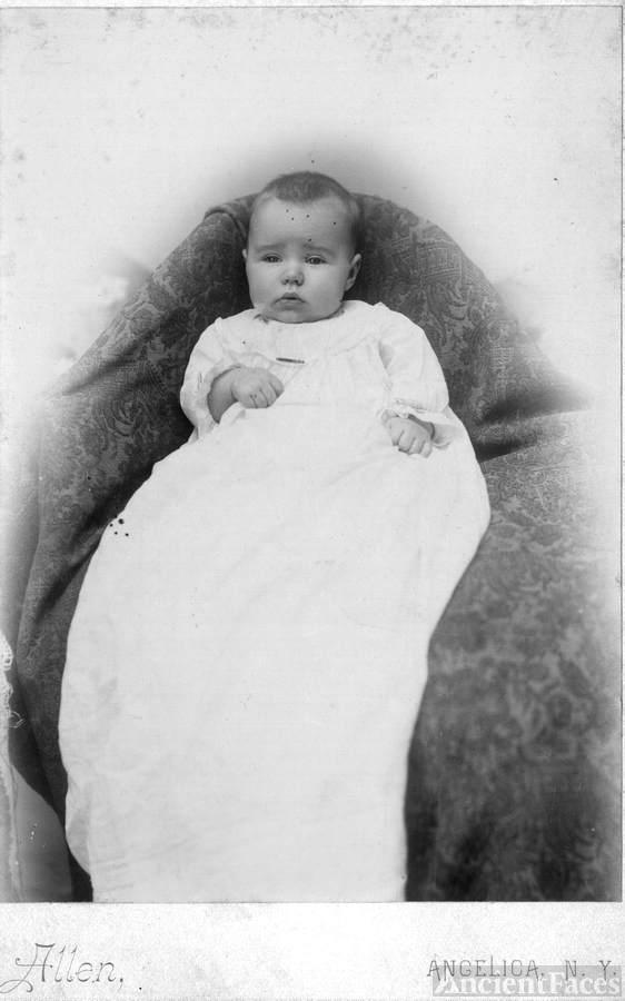 Portrait of Kenneth Winchip, Allegany Co., NY