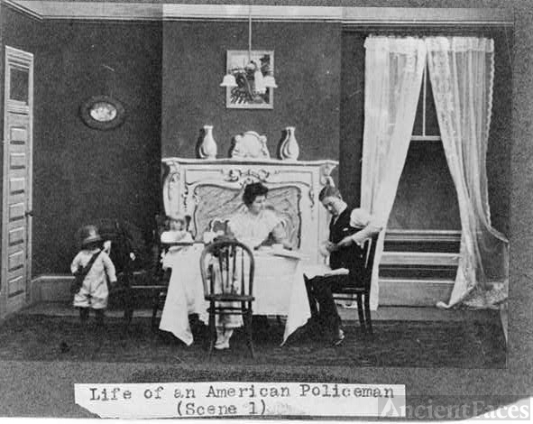 """The Life of an American Policeman"""