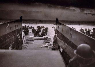 D-Day Landing - June 6 1944