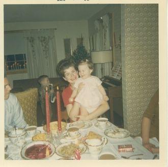 Carolyn Alva Nason & family