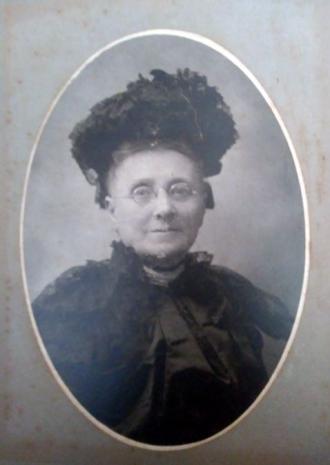Mrs. James Noble, Miami 1903