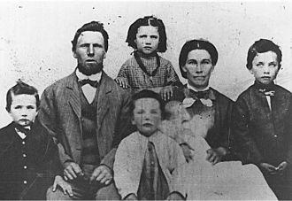 Joseph J. & Angeline Kroetsch Family, Canada