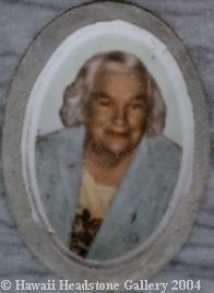 Antonina D. Ventura 1892-1961