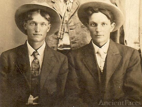 Henry & Willie Tedder