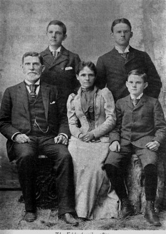George Alfred Eddy Family