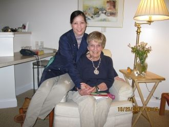Precy and Anita Sears