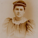 Unknown Woman, Interesting Hat