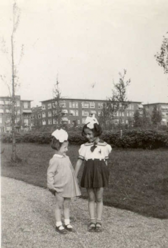 Hetty & Marianne Reens
