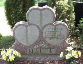 Frank J. Maher Gravesite