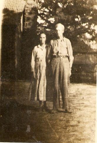 David and Litha Rickett, Arkansas