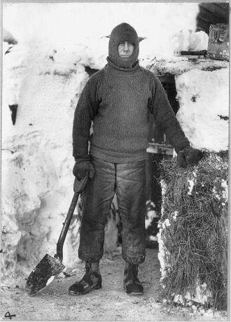 Captain Lawrence Oates - Self Sacrifice Antarctic