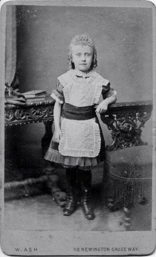 Edith Annie Dew